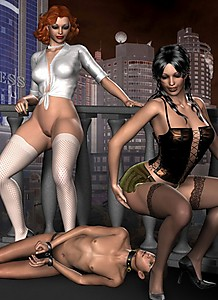 Giantess images femdom